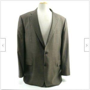 Joseph Abboud Men's Blazer Suit Jacket Size 46L